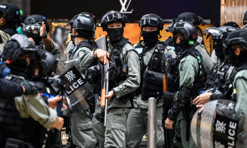 China faces mounting pressure over Hong Kong security law