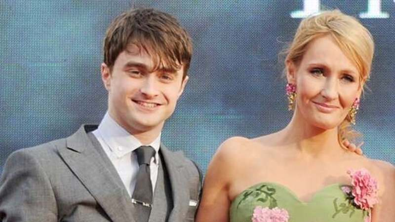 Daniel Radcliffe to J.K. Rowling: ''Transgender Women Are Women''