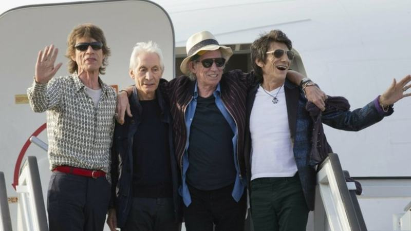 Rolling Stones Could Bring Legal Action Against Donald Trump