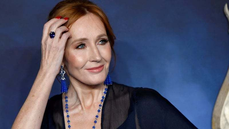 Harry Potter Fan Sites Are Backing Away From JK Rowling