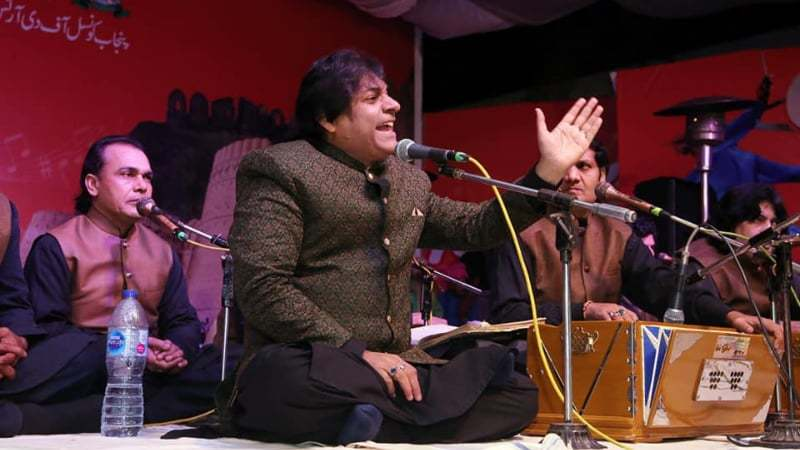Performance at the Punjab Council of the Arts