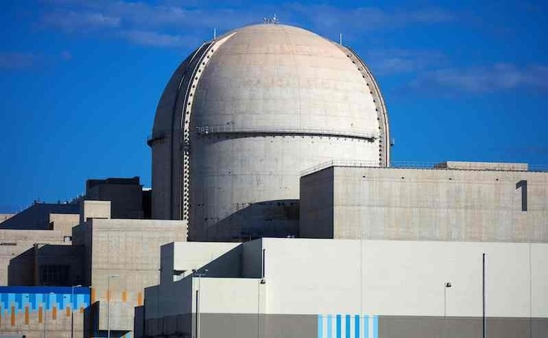 UAE begins up Arab world's first nuclear plant – World