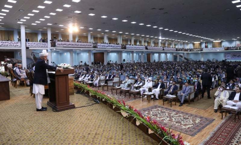 At least 17 individuals of Afghan grand meeting constructive for coronavirus – World