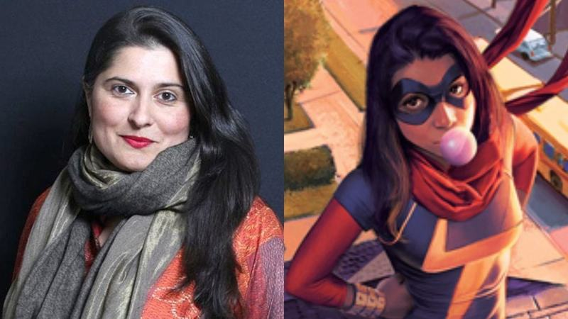 Red Dagger Confirmed for Ms. Marvel?