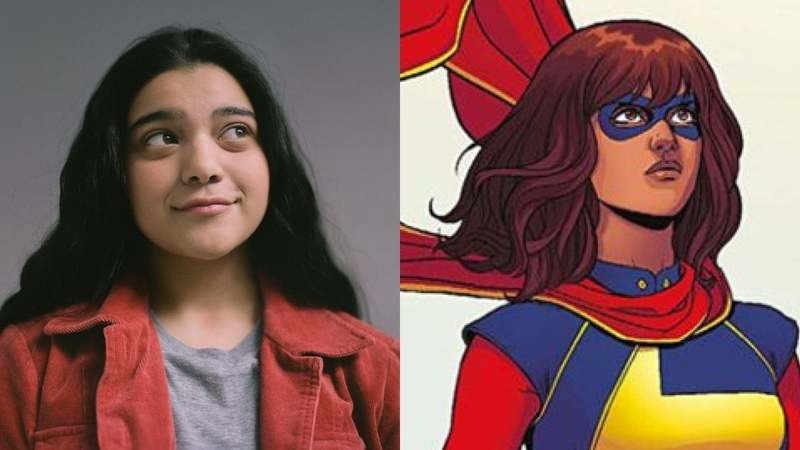 Newcomer Iman Vellani to be Marvel Studios' first Muslim hero