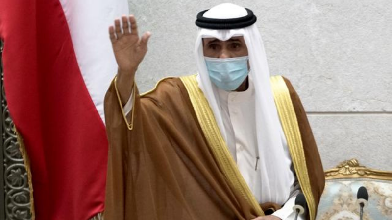 Kuwait's new emir meets senior US, Iranian officials – World