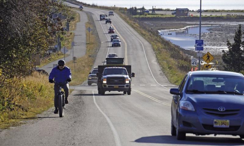 Large earthquake off Alaska prompts tsunami fears, fleeing – World