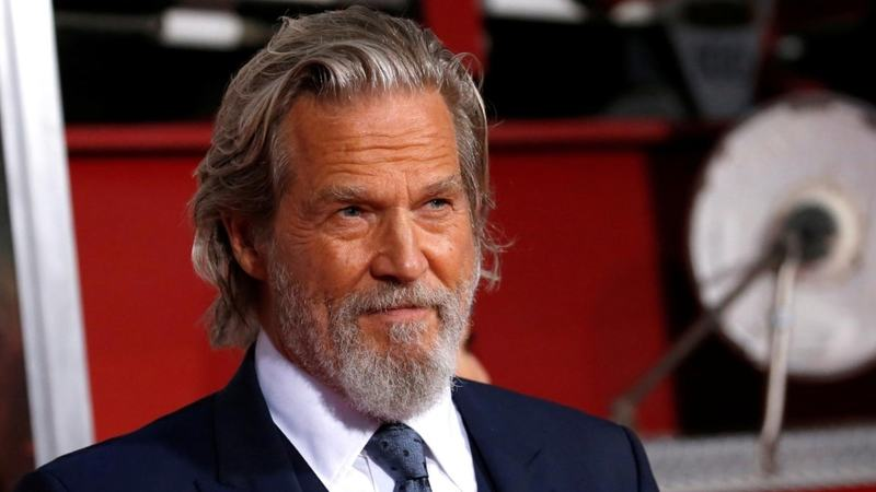 Jeff Bridges says he has lymphoma