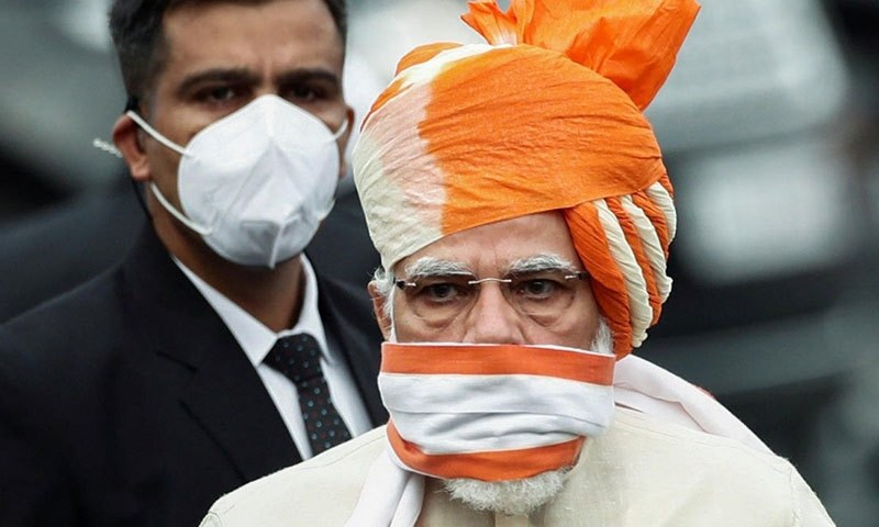India has now become the sick man of South Asia