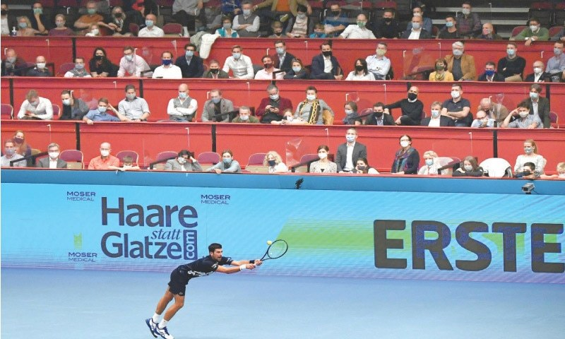 Djokovic almost assures year-end No.1 ranking