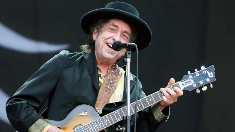 Dylan won the Nobel Prize for Literature in 2016, the only songwriter to receive the award.