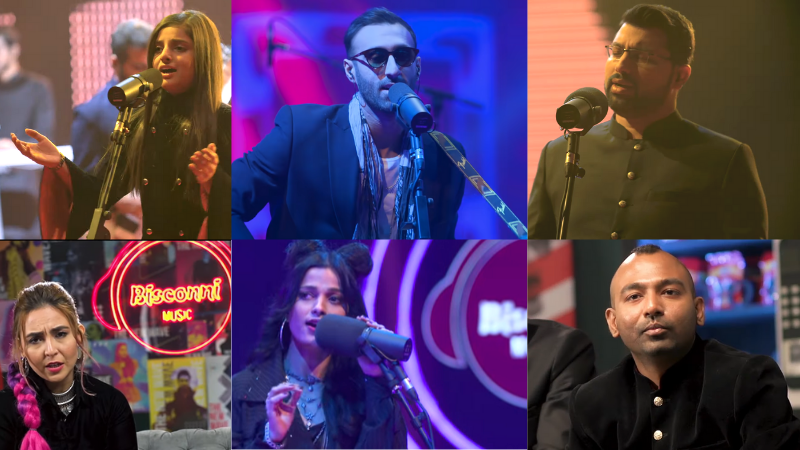 The last episode features diverse performances by Alycia Dias & Taha Hussain, Aizaz Sohail and Mahnoor Altaf and Mughal-e-funk.