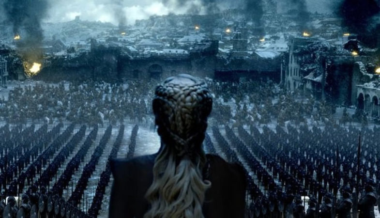 Is an animated Game of Thrones series in the offing?