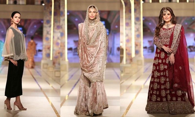 ایک سال بعد پاکستان میں فیشن ویک کا اہتمام