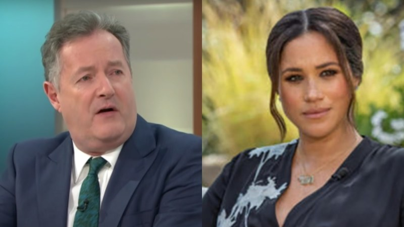 Piers Morgan quits Good Morning Britain after saying he doesn't believe Meghan Markle - DAWN.com