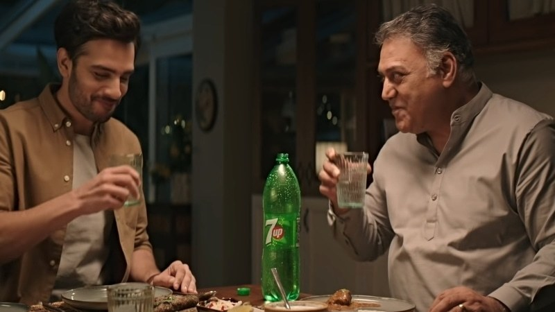 7up's latest TVC is urging people to take out a minute and share their #DilKiBaat.