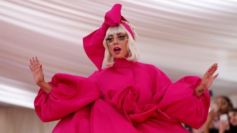 Lady Gaga dubbed 'The Icon' on People's best dressed list