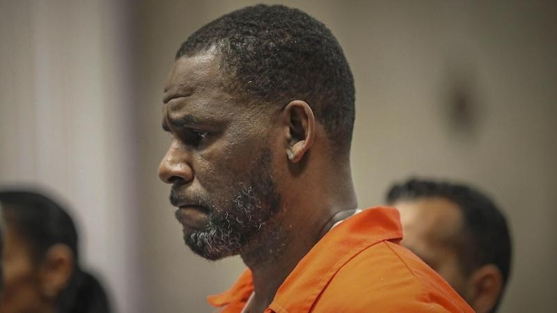 American R&B superstar R. Kelly convicted in sex trafficking trial - DAWN.com