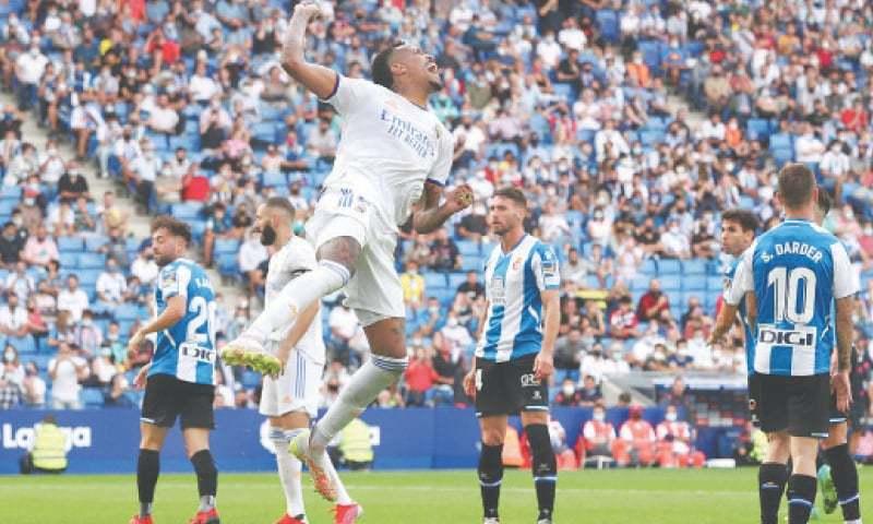 Real Madrid slip to season's worst defeat - DAWN.com