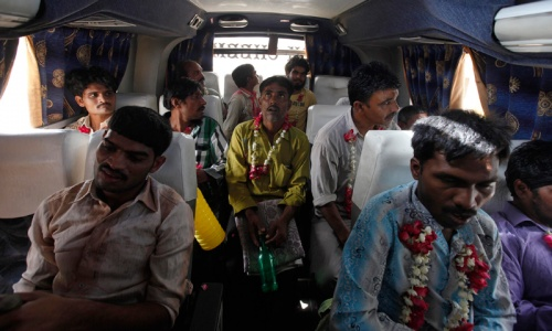 Three teenagers among 49 Indian prisoners released
