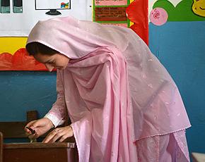 Disenfranchising women in Pakistan