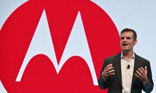 Motorola hits comeback trail with new US - made phone 'Moto X'