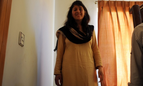 Pakistani woman climber hopes to inspire with Everest feat