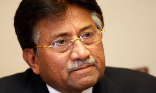 Non-bailable warrant for Musharraf in Bugti murder case