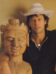 Imran Khan, 1979.