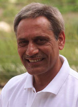 Raja in 2001.