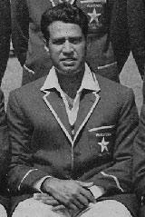 Saeed Ahmed.