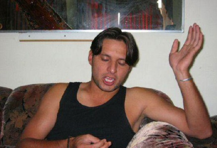 Afridi: The bad boy days …