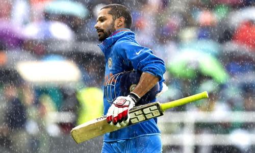 Champions Trophy: India vs Pakistan - as it happened