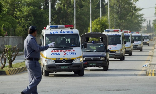 Gunmen kill nine foreign tourists and their guide in Nanga Parbat