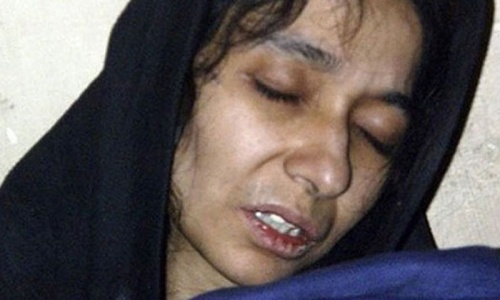 Committee to propose steps for Aafia's repatriation
