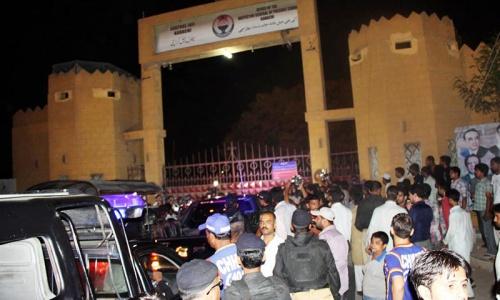Karachi central prison: A tinderbox of expanding militant networks