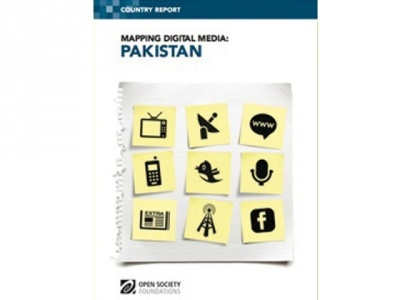 Report on digital media in Pakistan launched in Islamabad