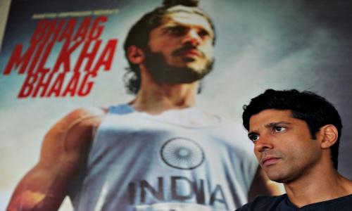 Indian sprint hero inspires Bollywood biopic