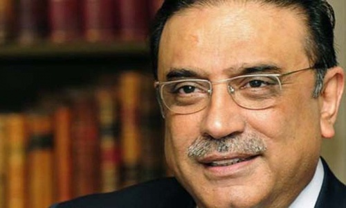 President Zardari not to resign prematurely: spokesperson