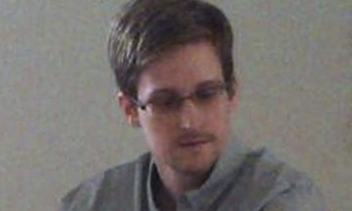 Journalist: Edward Snowden has 'blueprints' to NSA