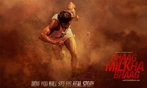 'Bhaag Milkha Bhaag' mints Rs.8.5 crore on opening day