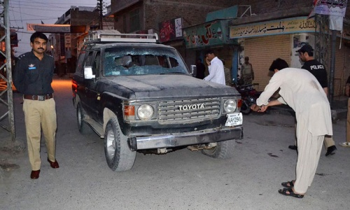 Four Shia Hazaras among seven gunned down in Quetta