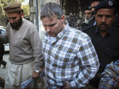 Raymond Davis shot two men dead in Lahore while working as a CIA contractor in Pakistan — Reuters