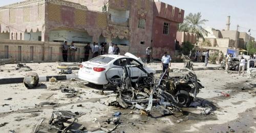 Bombing in Iraq kills at least 17