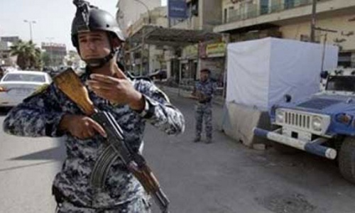 Bombs against Iraq Sunni mosques kill 12: officials