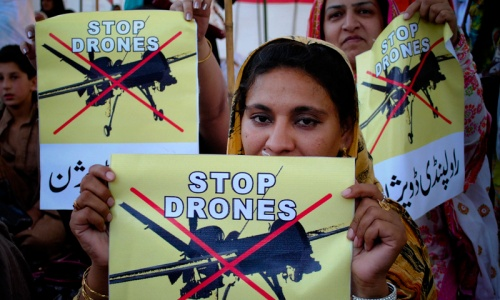 US drastically scales back drone strikes in Pakistan