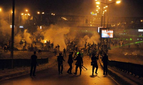 Death toll from attack on Morsi supporters rises to at least 70