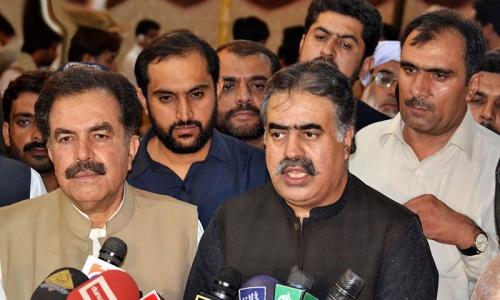 PML-Q to vote for Mamnoon in Balochistan