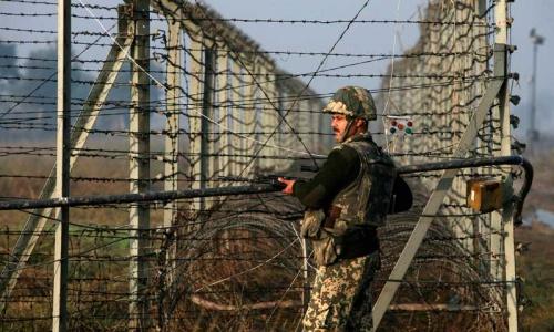 India, Pakistan DGMOs discuss situation on LoC