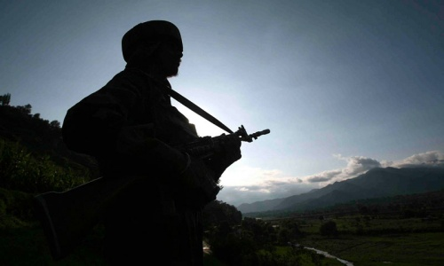 Firing injures Pakistani civilian at Kashmir border